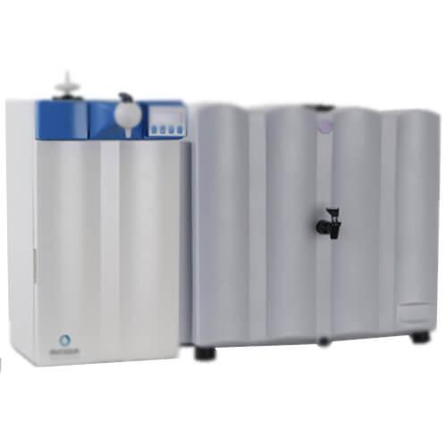 מערכת טיפול במים למעבדות ותעשייה