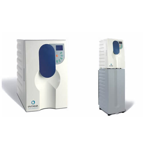 reverse osmosis water purification system with electrodeionizer