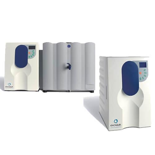RO Dİ su arıtma sistemi - laboratuvarlar için su arıtma