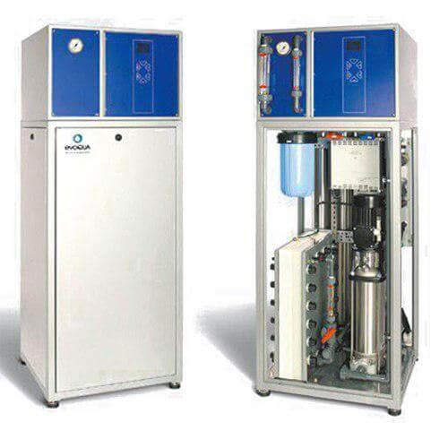 מערכת אוסמוזה הפוכה למעבדה