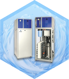 Laboratory reverse osmosis systems