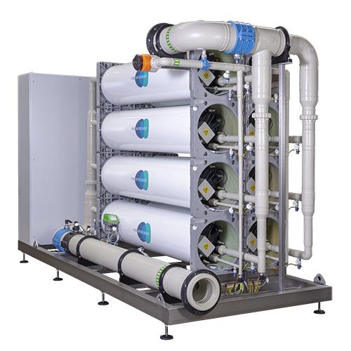 מערכות סינון מים לתעשייה